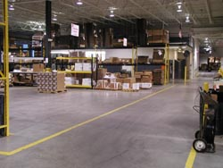 The facility at Superior Industrial Coating Wisconsin