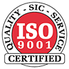 SIC is ISO Certified